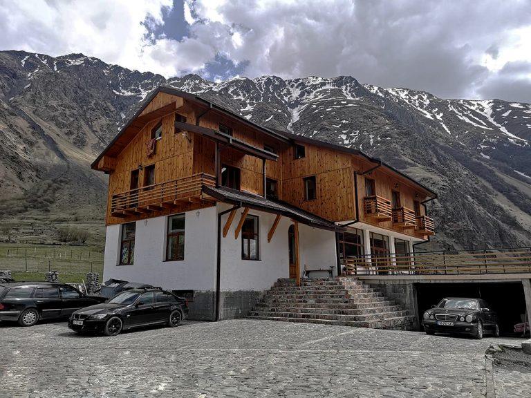Hotel Alpenhaus Kazbeghi